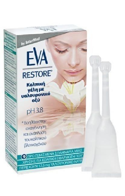 INTERMED EVA RESTORE VAGINAL GEL 45GR