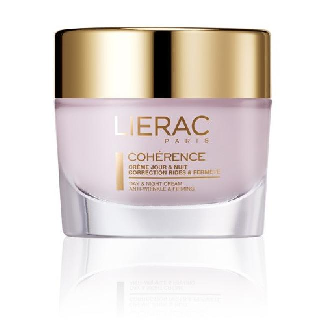 LIERAC COHERENCE DAY&NIGHT CREAM 50ML