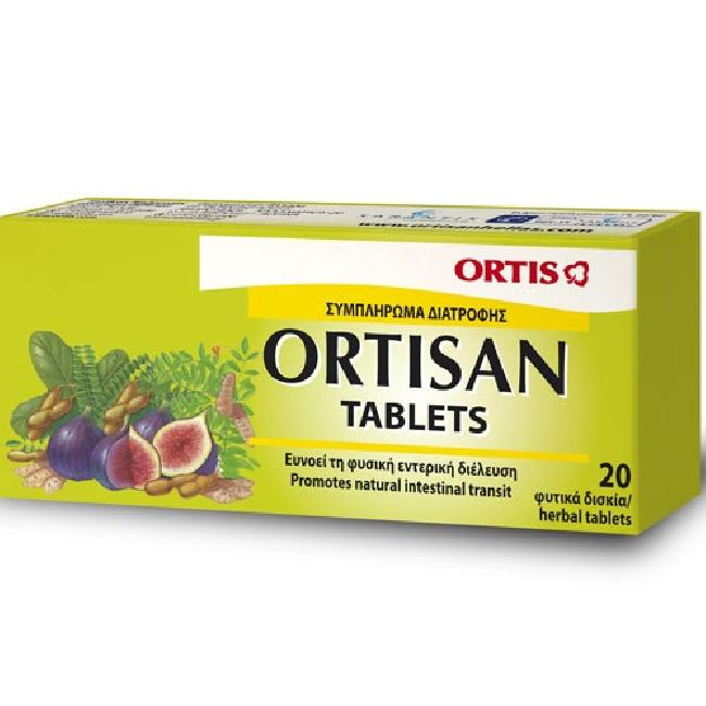 ORTIS Ortisan New Tablets