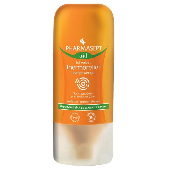 Tol Velvet Thermorelief Gel 100ml
