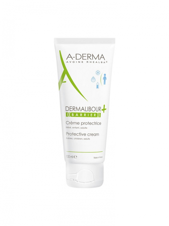 A-Derma Dermalibour+ Protective Cream Barrier ,100ml