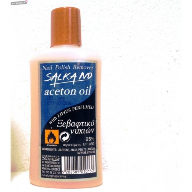 Aceton Salkano Oil 120ml