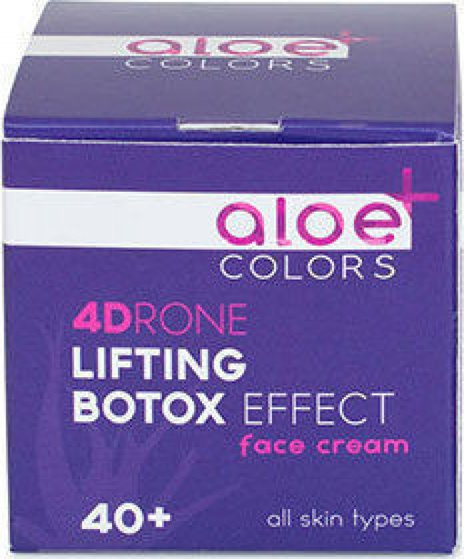 Aloe+ Colors 4Drone Lifting Botox Effect 50ml