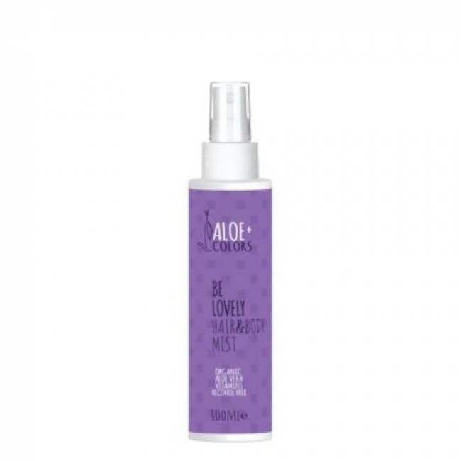 Aloe+ Colors Be Lovely Hair & Body Mist 100ml