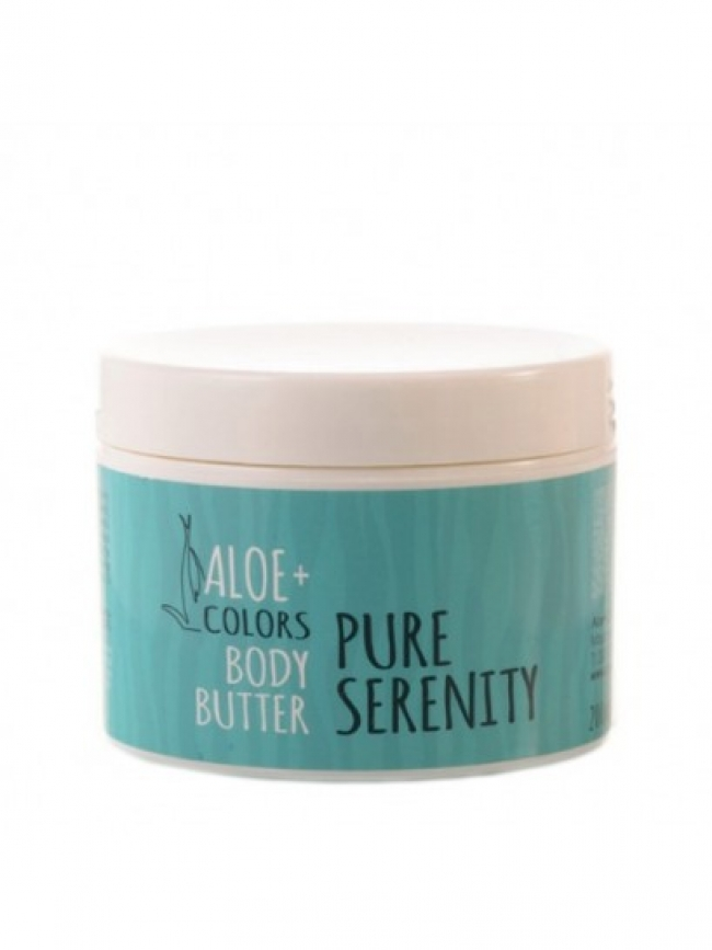 Aloe+ Colors Body Butter Pure Serenity 200ml