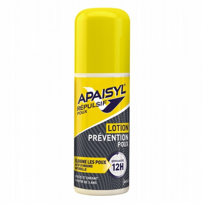 Apaisyl Poux Prevention Spray 90 ml