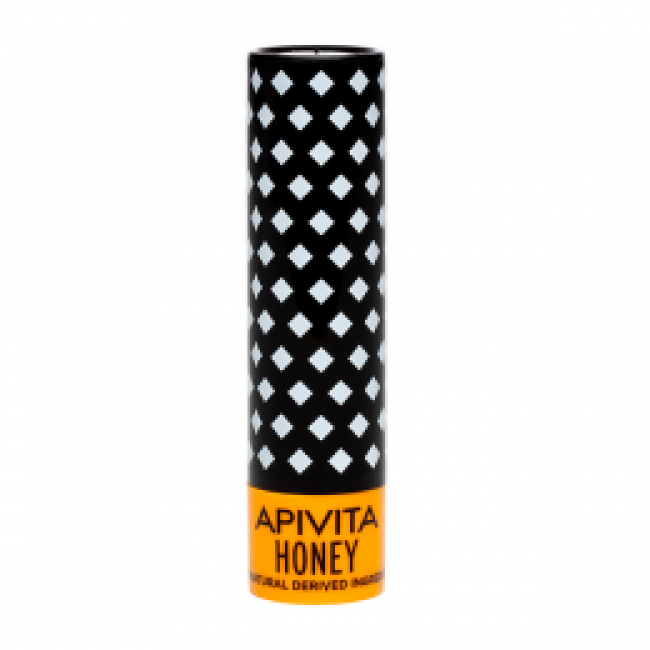 Apivita Lip Care Bio - Eco Με Μέλι 4,4gr
