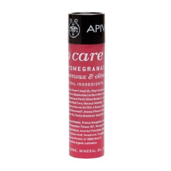 Apivita Lip Care Stick Ρόδι 4,4gr