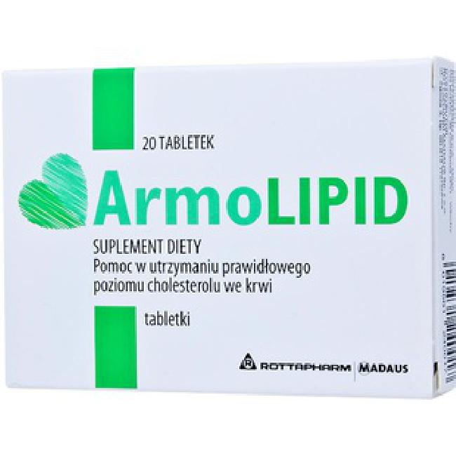 Armolipid Tab x20