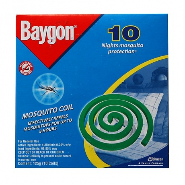 BAYGON COIL 1