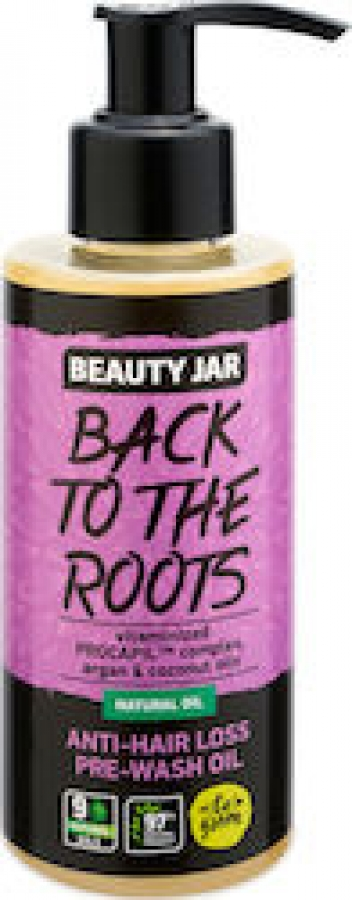 Beauty Jar BACK TO THE ROOTS Έλαιο κατά της τριχόπτωσης 150ml