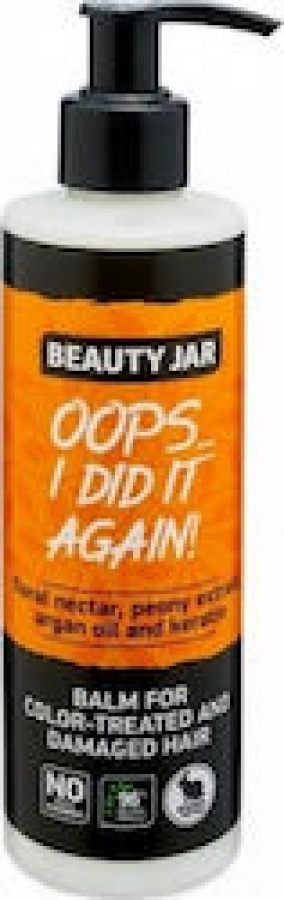 Beauty Jar OOPS DID IT AGAIN! Conditioner για βαμμένα μαλλιά, 250ml