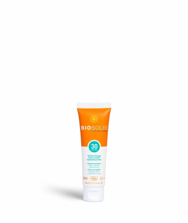 Biosolis Face Cream SPF30 50ml