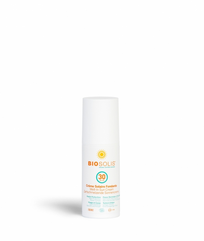 Biosolis Melt-In Cream SPF30 100ml