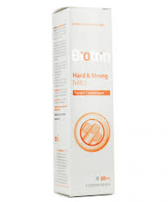 Biotrin Hard & Strong Nails Topical Emulsion 20ml