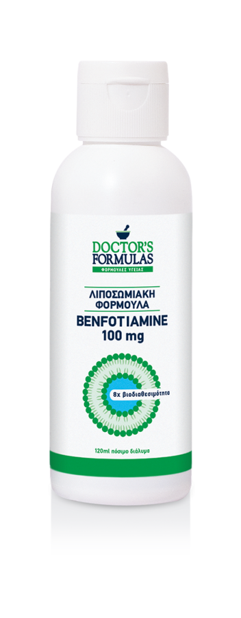 Doctor's Formulas Benfiotamine 100mg 120ml