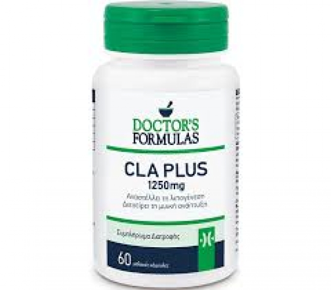 Doctor's Formulas Cla Plus 1250mg ,60 soft caps