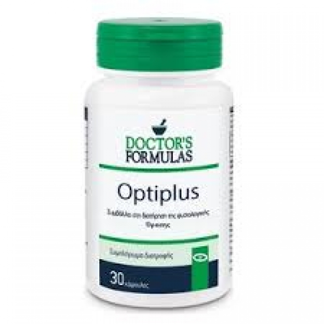 Doctor's Formulas Optiplus 30Caps
