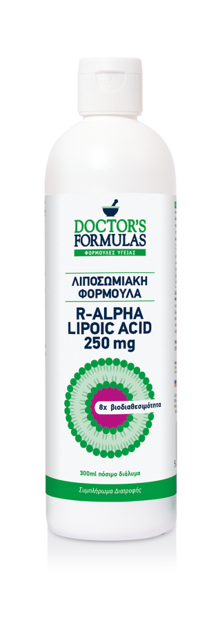 Doctor's Formulas R-Alpha Lipoic Acid 250mg 300ml