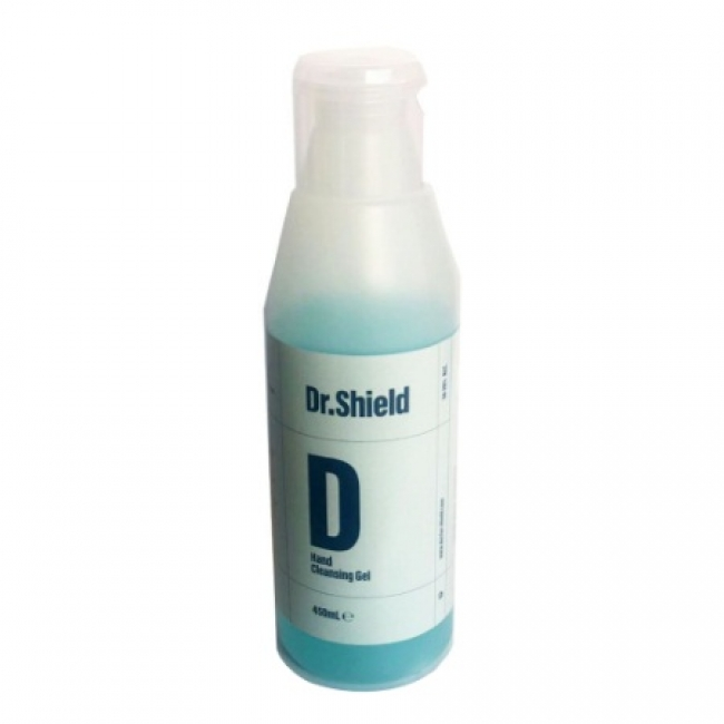 Dr.Shield Hand Cleansing Gel , 450 ml
