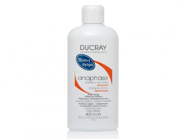 DUCRAY ANAPHASE+ SHAMPOO 200ML