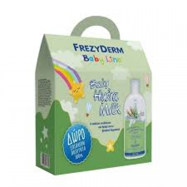 Frezyderm Baby Hydra Milk 200ml & Δώρο Baby Hydra Milk 100ml