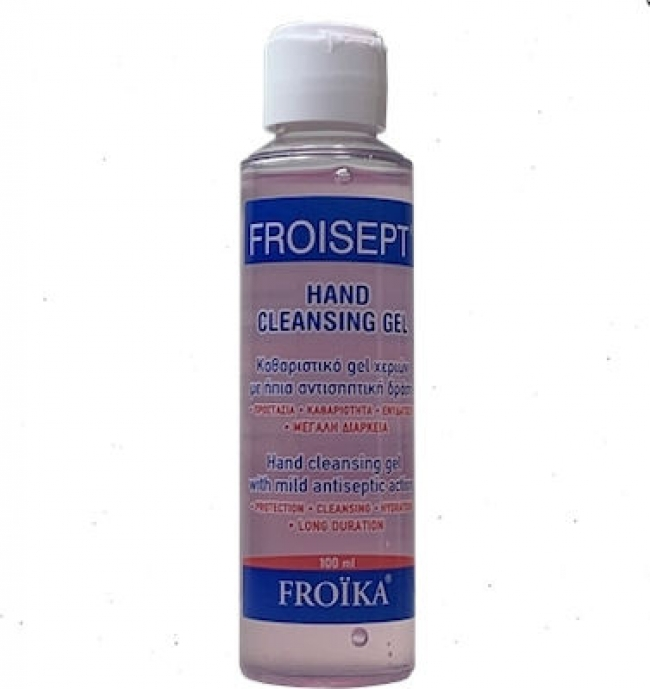 Froika Froisept Hand Cleansing gel , 100 ml
