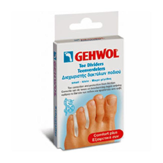 Gehwol Toe Dividers Small χ 3 Τεμάχια