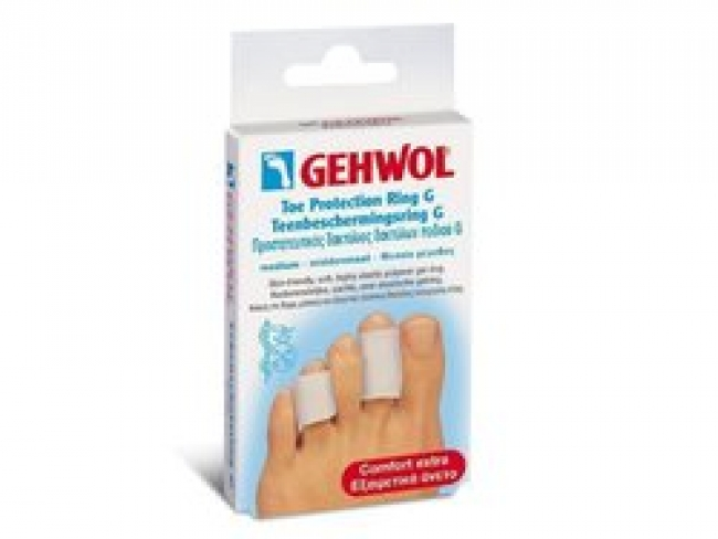 Gehwol Toe Protection Ring G Small 2 Τεμάχια