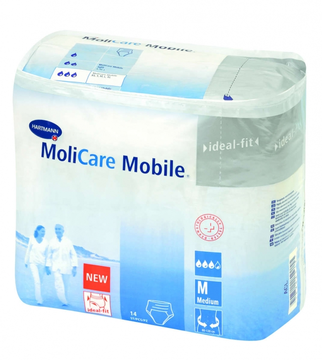Hartmann MoliCare Mobile Super - No. Small , 14 Τεμάχια