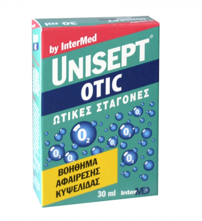 Intermed Unisept Otic 30ml