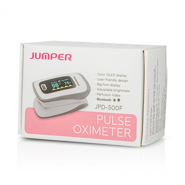 Jumper Pulse Oximeter JPD-500F