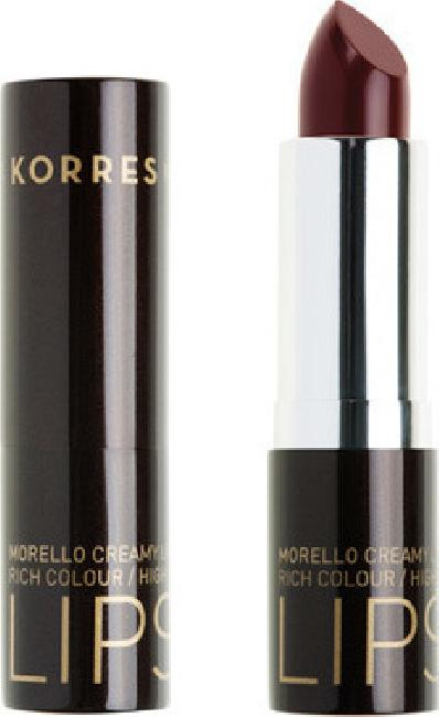 Korres Morello Creamy 59 Burgundy Red 3.5gr