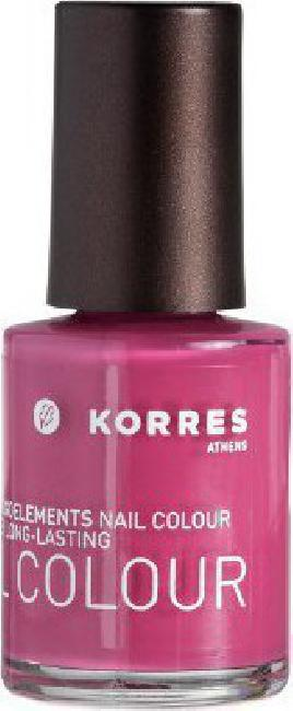 Korres Nail Colour 20 Pink Azalea , 10ml