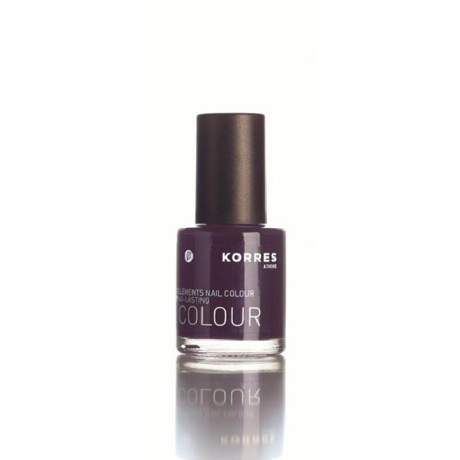 KORRES NAIL COLOR Myrrh & Oligoelements 11ML Νούμερο 29