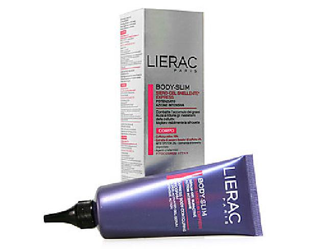LIERAC BODY SLIM CURE EXPRESS MINCEUR TUBE 100ML