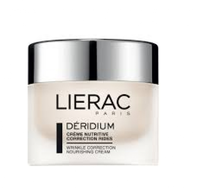 Lierac Deridium Creme Nutritive Correction Rides Peaux Seches 50 ml