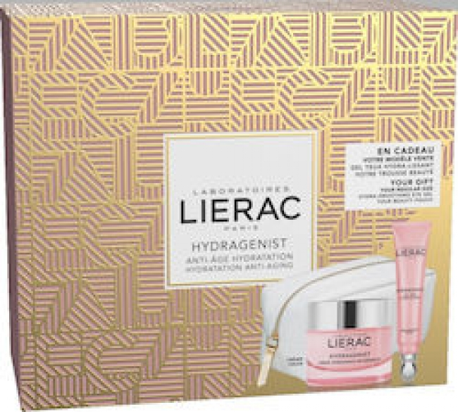 Lierac Hydragenist Cream 50ml Promo + Hydragenist eyes gel 15ml