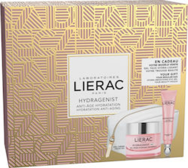 Lierac Hydragenist Cream-Gel 50ml Promo + Hydragenist eyes gel 15ml