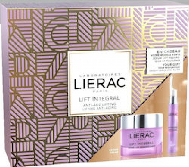Lierac Promo Με Lift Integral Creme Lift Remodelante 50ml & Δώρο Lift Integral Eye Lift Serum 15ml