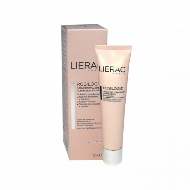 Lierac Rosilogie Redness Correction Neutralizing Cream 40ml