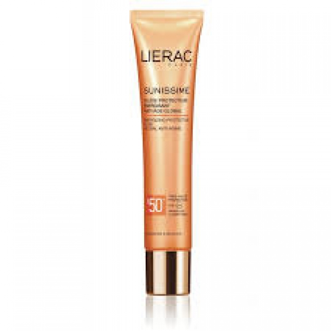 Lierac Sunissime Protective Energizing Fluid Global Anti-Ageing SPF50+, 40 ml