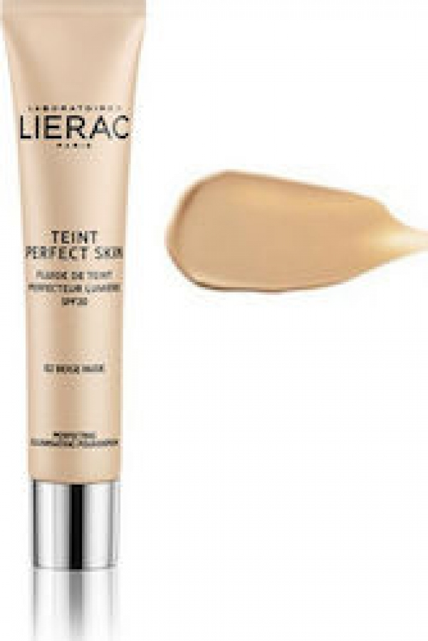Lierac Teint Perfect Skin Illuminating Fluid SPF20 02 Beige Nude 30ml