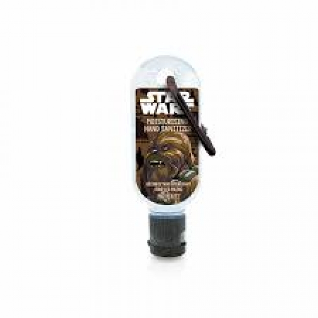 Mad Beauty Clip & Clean Star Wars Hand Sanitizer Chewbacca 30ml