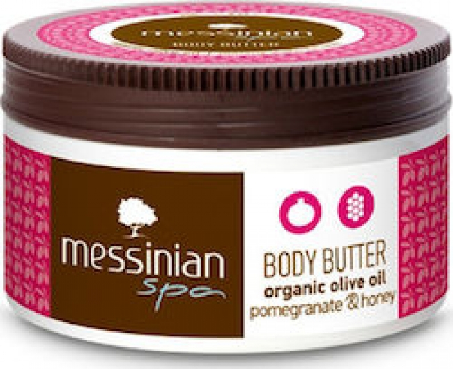 Messinian Spa Body Butter Pomegranate & Honey 80ml
