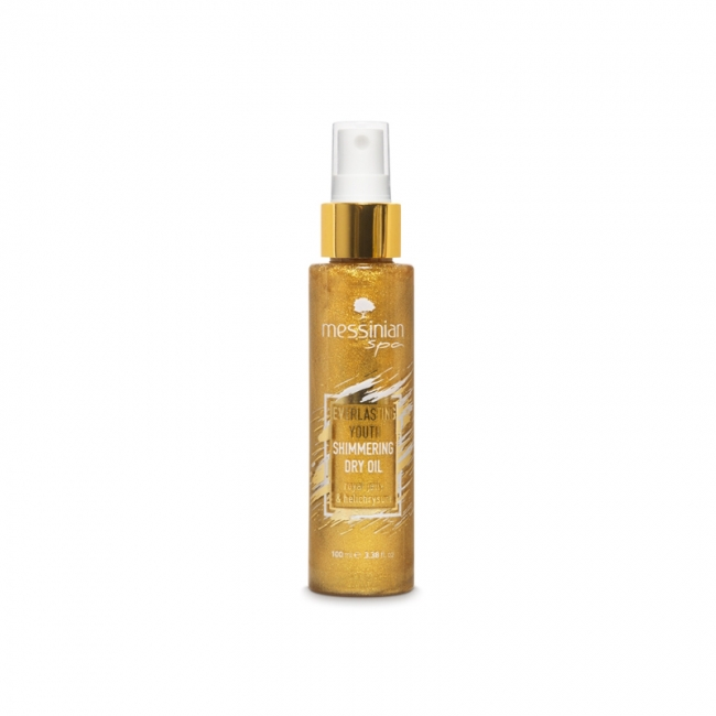 Messinian Spa Shimmering Dry Oil 100ml