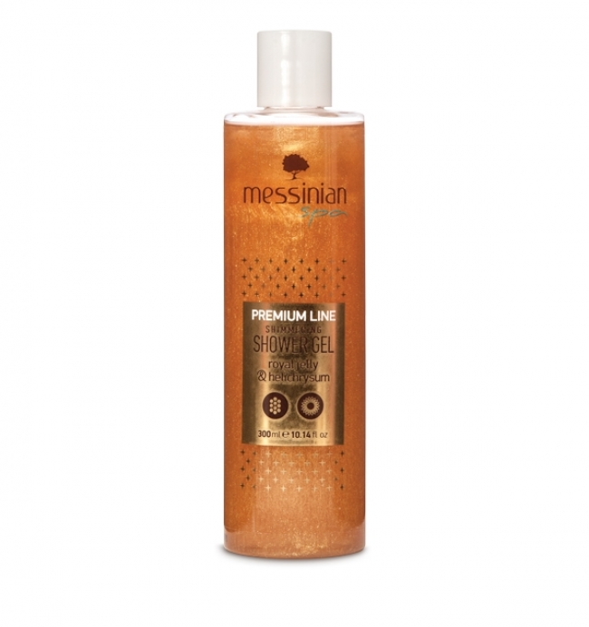 Messinian Spa Shimmering Shower Gel 300ml