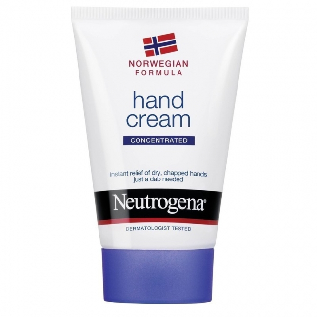 Neuatrogena Hand Cream Scented 50ml Με Άρωμα