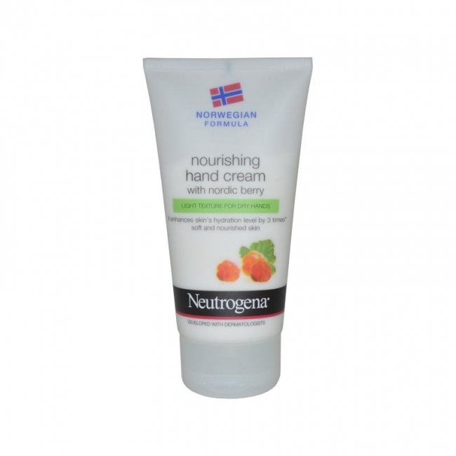 NEUTROGENA HAND CREME NOURISHING BERRY 75ML