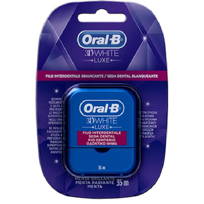 Oral-B 3D White Deluxe 35m